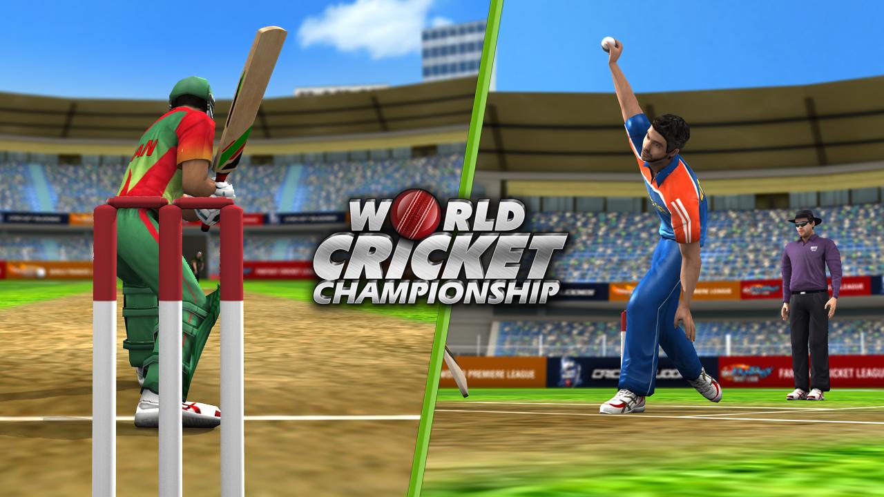 World Cricket Championship  Lt screenshot 1