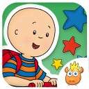 Caillou learn games and puzzle
