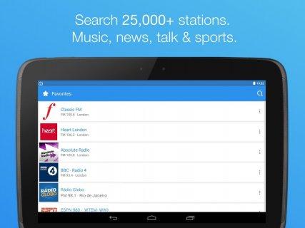 Simple Radio by Streema screenshot 8