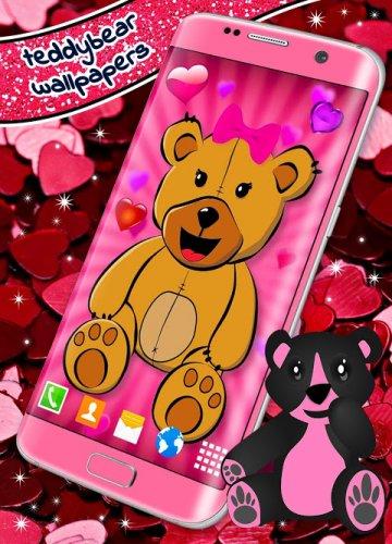 Teddy Bear Live Wallpaper Cartoon Wallpapers 6 4 0 Download Android Apk Aptoide