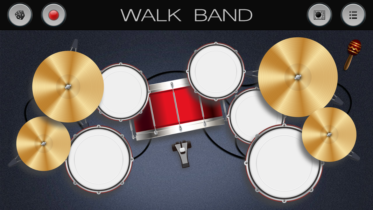Walk Band screenshot 2