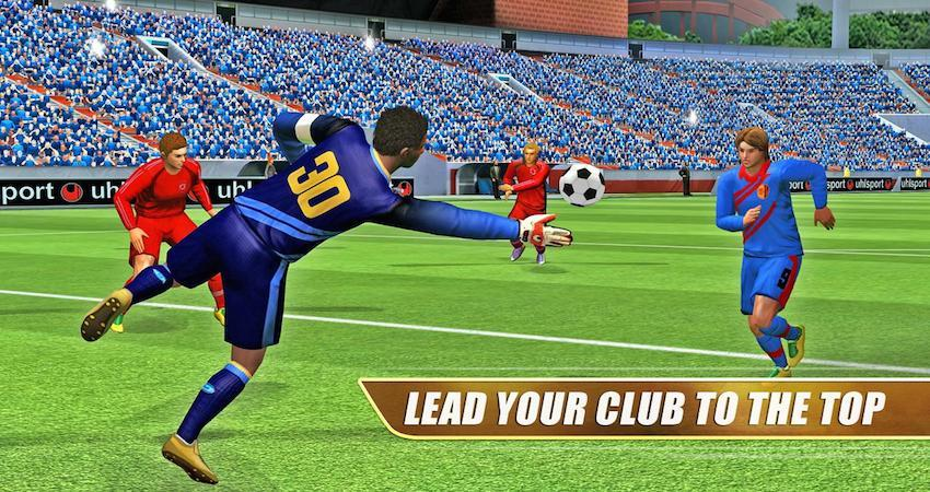 Real football 1. 6. 0 download for android apk free.