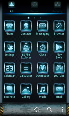 X-Ray GO Launcher Getjar Theme 1 3 Download APK for Android - Aptoide