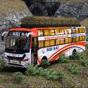 Simulator Transportasi Bus Nyata - Game Gratis 3d