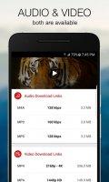 Youtube Video Downloader - Videoder Screen