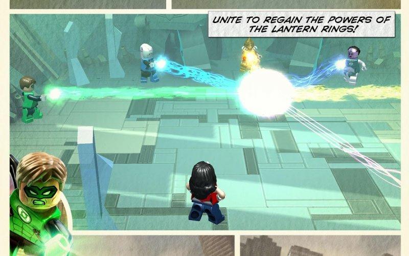 LEGO ® Batman: Beyond Gotham screenshot 9