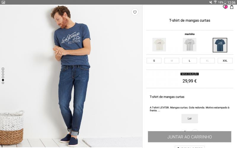 La Redoute -Loja de Moda, Roupa, Casa, Decoração screenshot 10