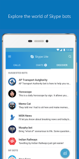 Skype Lite - Free Video Call & Chat (Unreleased) screenshot 4