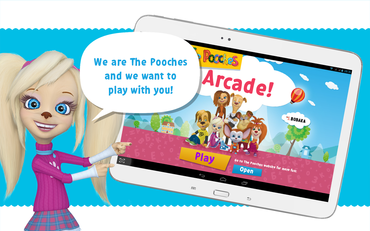 The Pooches Arcade screenshot 2