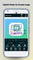 Logo Maker - Logo Creator & Poster Maker Screen