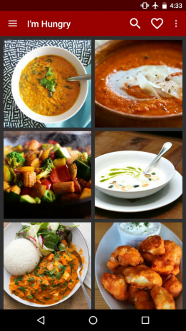 Im hungry vegetarian recipes 1403 download apk for android aptoide i m hungry vegetarian recipes screenshot 1 forumfinder Gallery