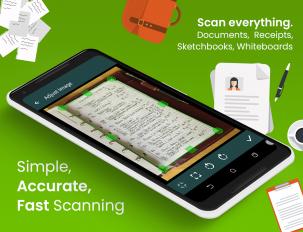 Clear Scan: Free Document Scanner App,PDF Scanning