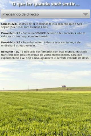 Auto Ajuda Bíblica Screenshot