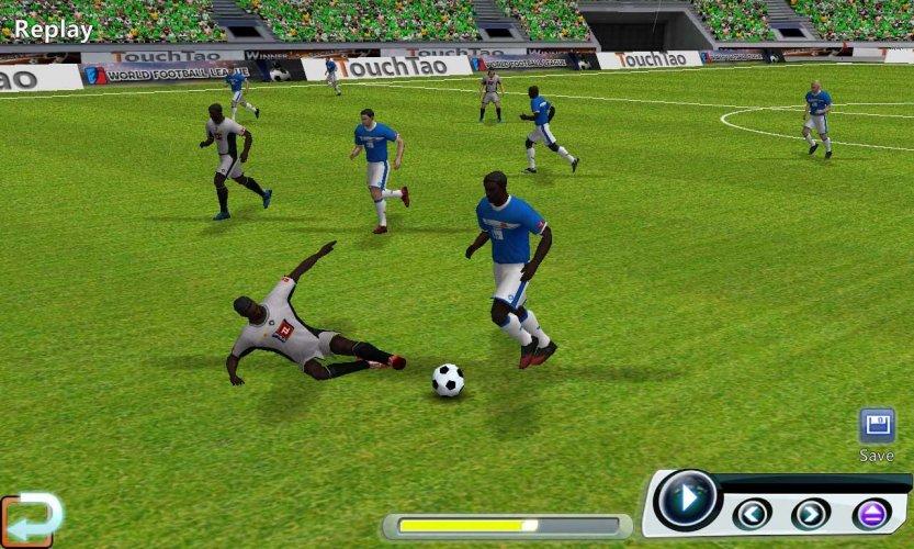 Mundial Football League screenshot 2