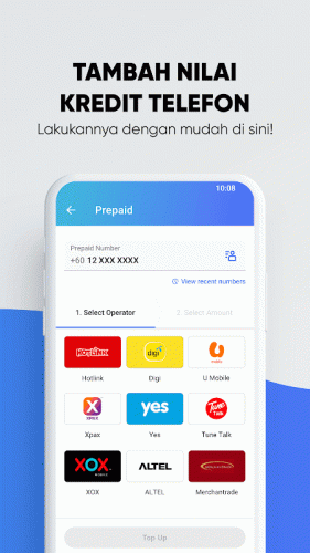 Touch N Go Ewallet Tol Jamu Selera Ganjaran 1 7 20 Download Apk Android Aptoide
