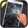 broken screen prank icon
