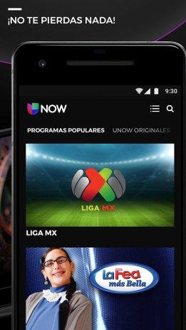 Univision NOW - TV en vivo y on demand en español 9 0604 Download
