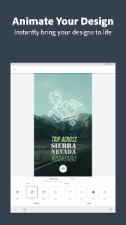 Adobe Spark Post: Graphic Design & Story Templates screenshot 2