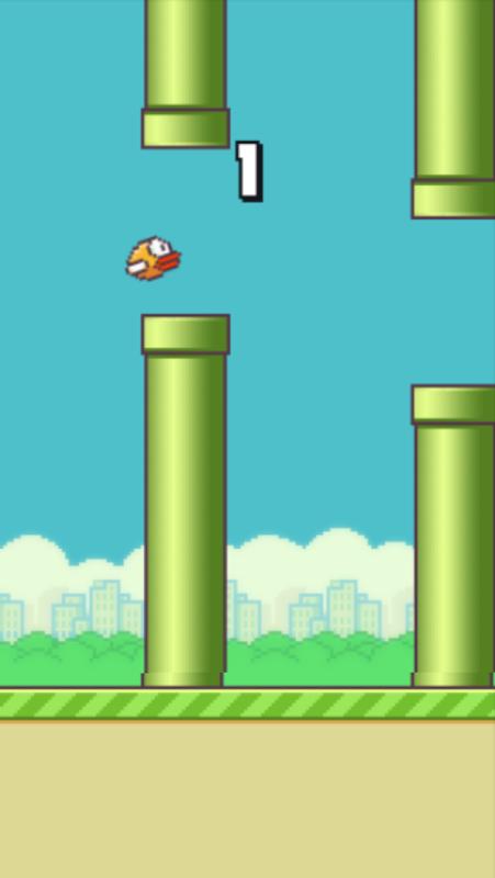 Flappy Bird screenshot 7