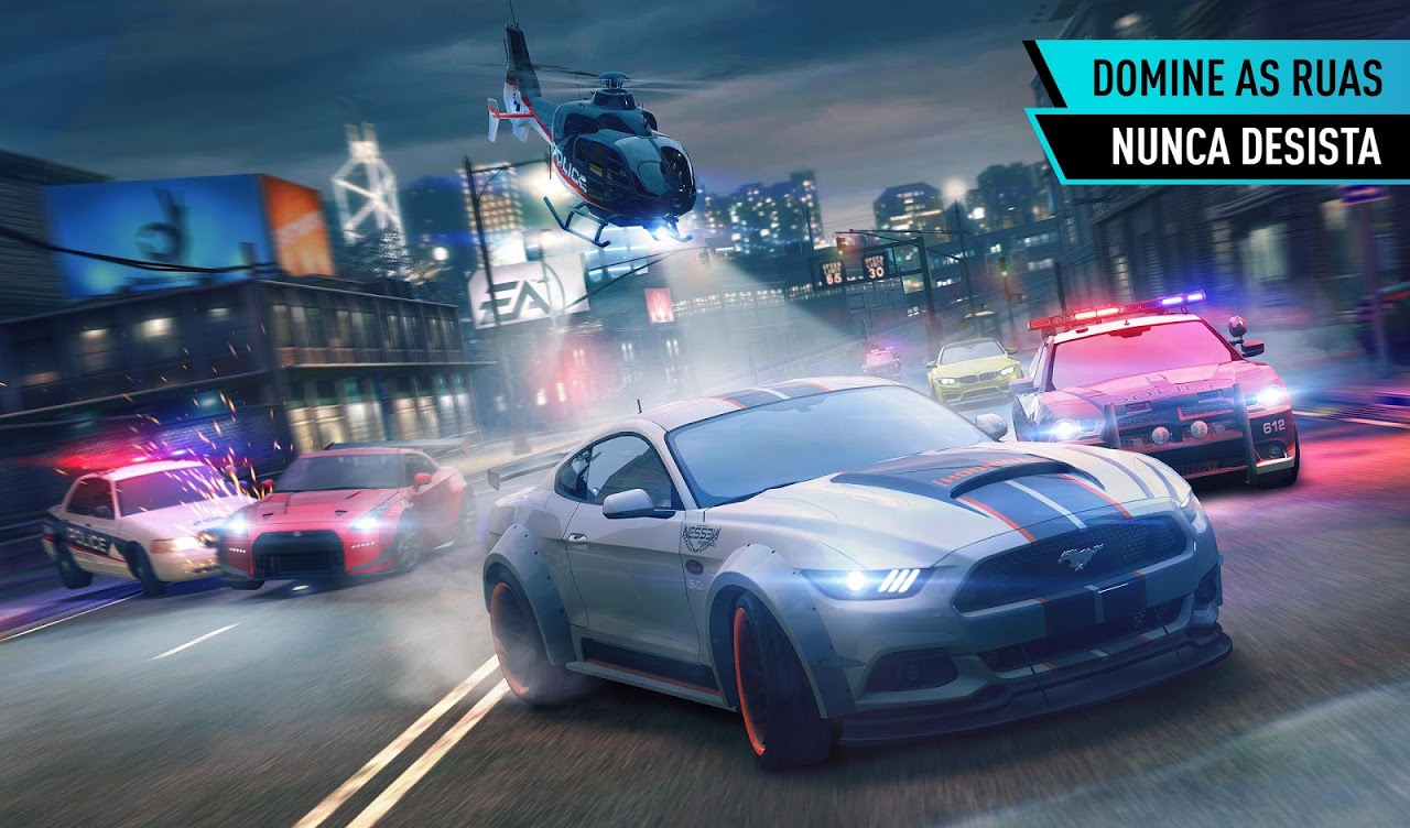 Need for Speed: NL a Corridas screenshot 2