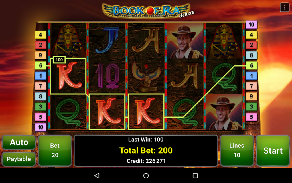 book of ra slot download