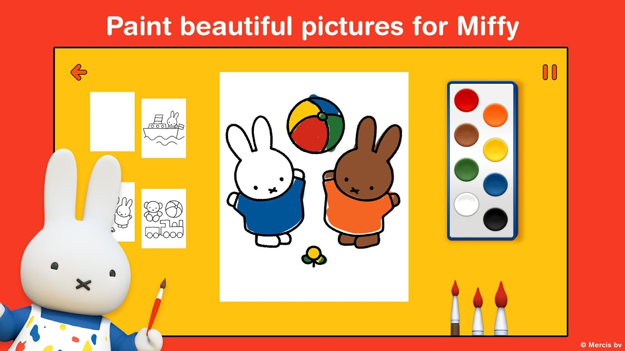 Miffy's World – Bunny Adventures screenshot 1