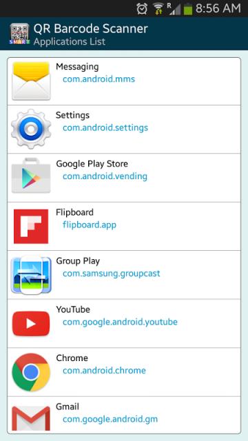 qr barcode scanner smart download apk for android aptoide. Black Bedroom Furniture Sets. Home Design Ideas