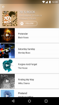 TrackID™ - Music Recognition Screenshot