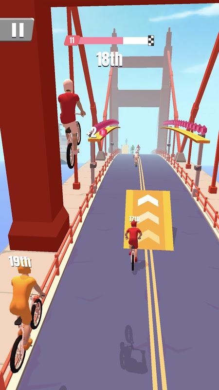 Bike Rush screenshot 2