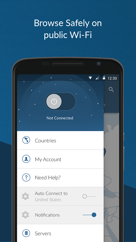 VPN: NordVPN Veloz e Ilimitado screenshot 2