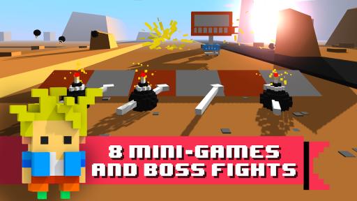 Chicken Jump - Crazy Traffic screenshot 12