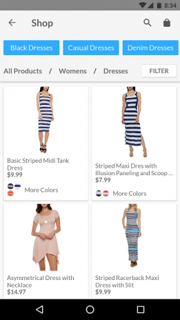 Rainbow Shops - Womens and Plus Size Clothing 1.4.4 Download ...