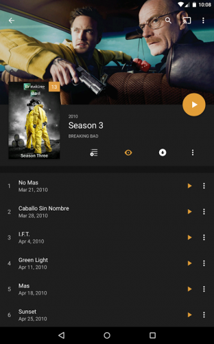 Plex: Stream Movies, Shows, Music, and other Media screenshot 12