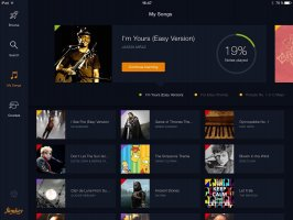 flowkey: Learn piano Screen