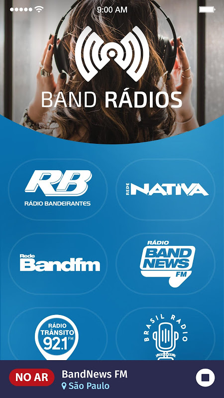 Band Rádios screenshot 2