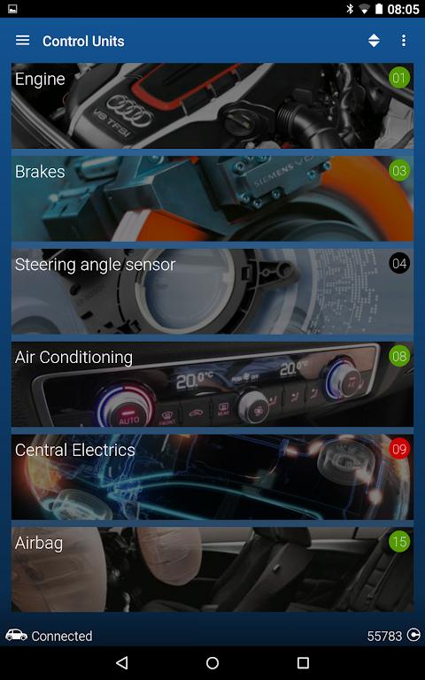 OBDeleven PRO car diagnostics app VAG OBD2 Scanner screenshot 17