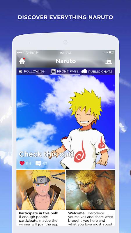 Jutsu Amino: Naruto Shippuden screenshot 2