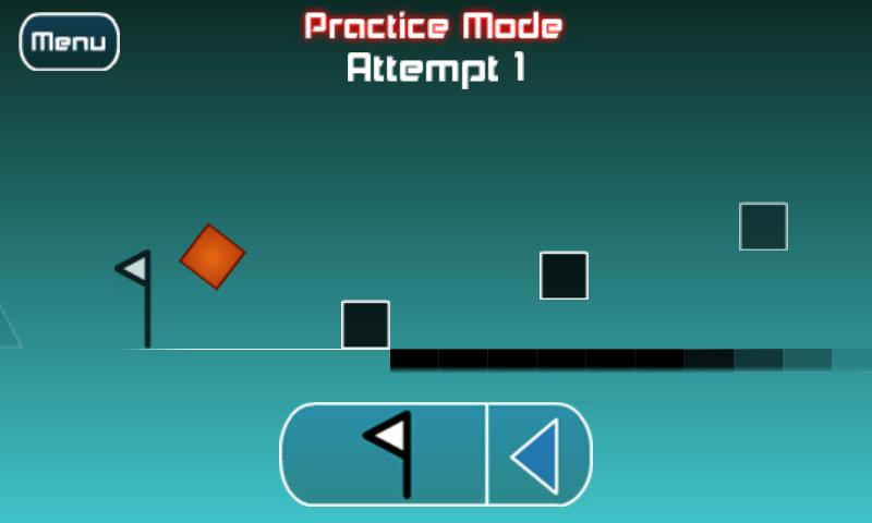 The Impossible Game screenshot 2