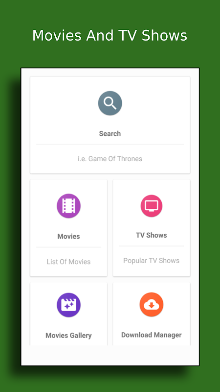 Movie Downloader | Torrent Magnet Downloader screenshot 1