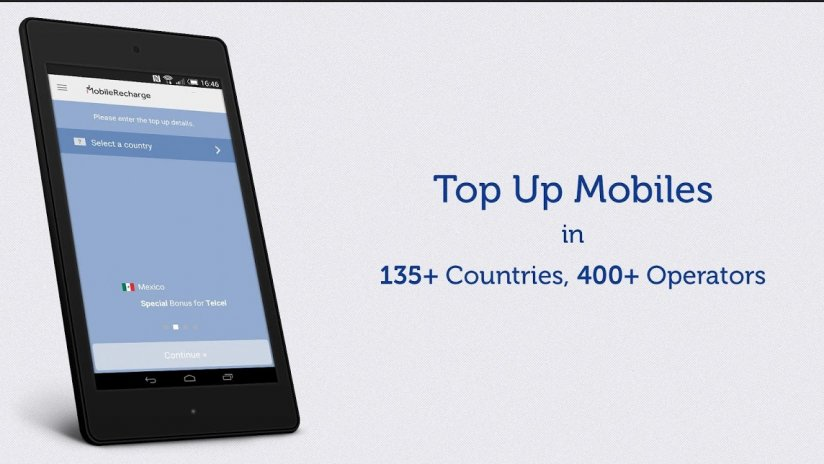 MobileRecharge - Mobile Top Up 2 9 15 Download APK for