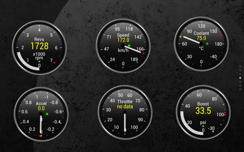 Torque Pro (OBD2 / Carro) screenshot 10
