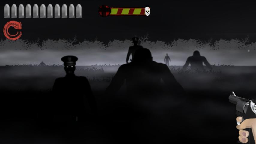 Bye Zombie 2 screenshot 1