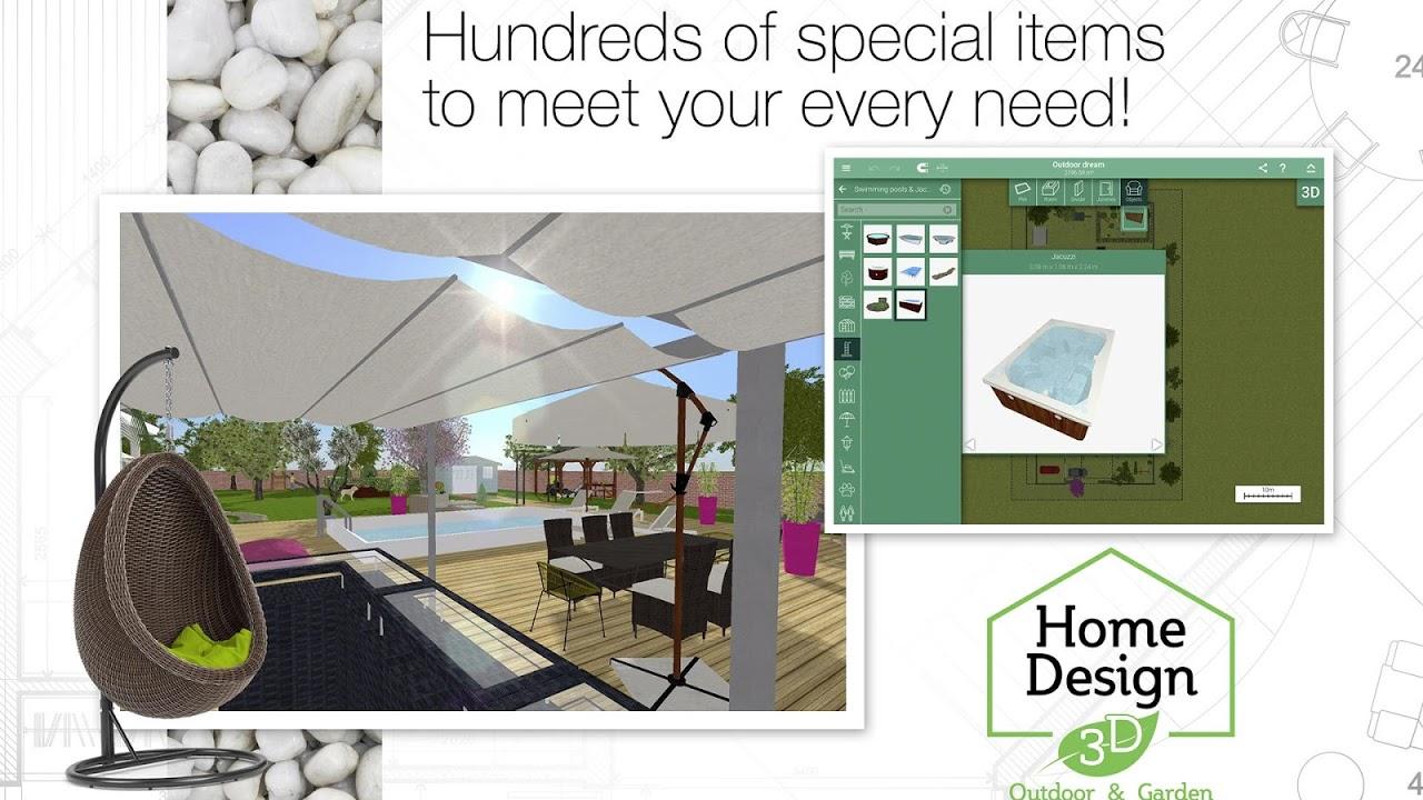 ... Home Design 3d Outdoor Garden Screenshot 4 ...
