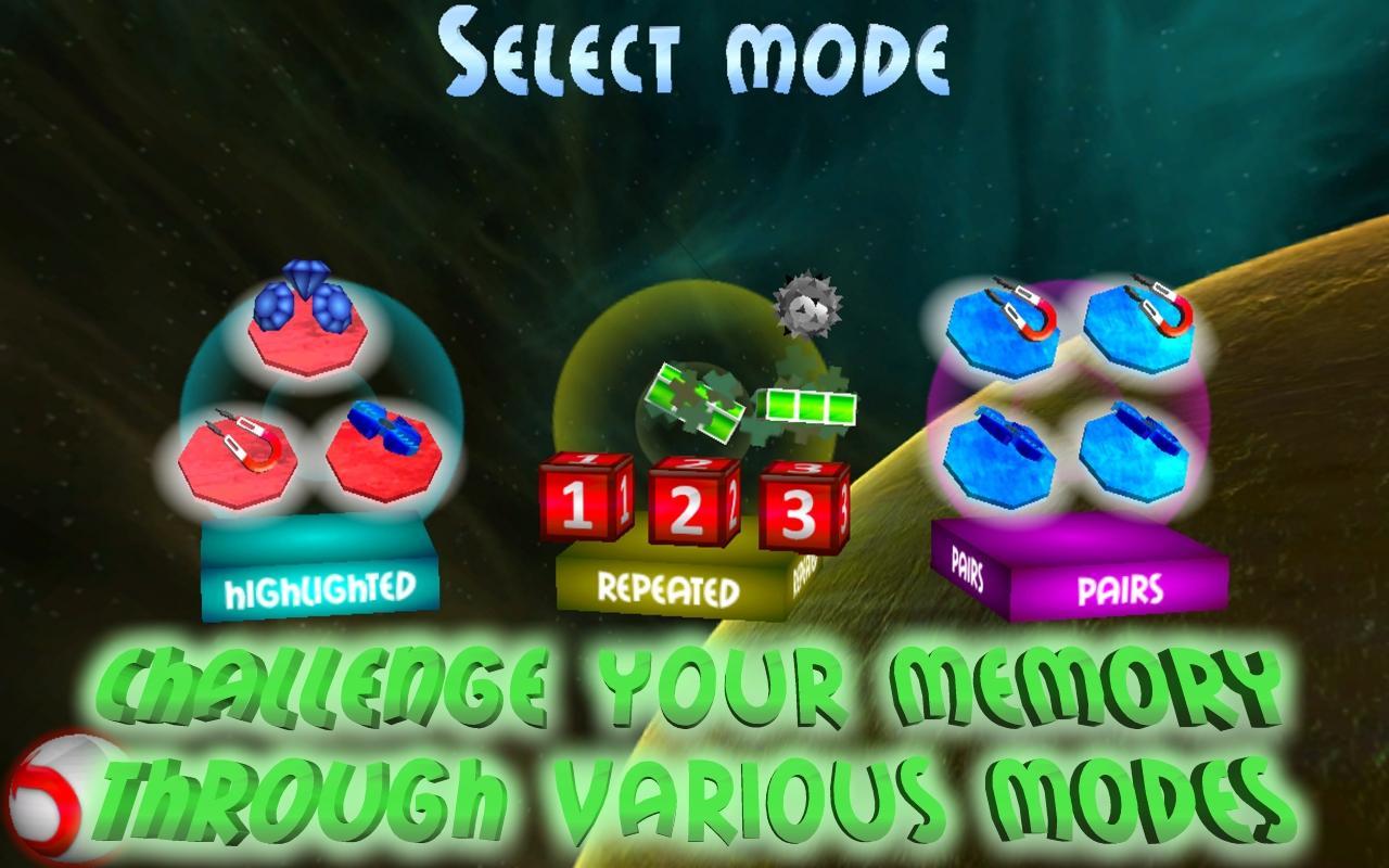 Bombastic Memory screenshot 1