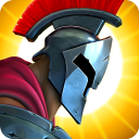 Olympus Rising: defensa épica juego de estrategia