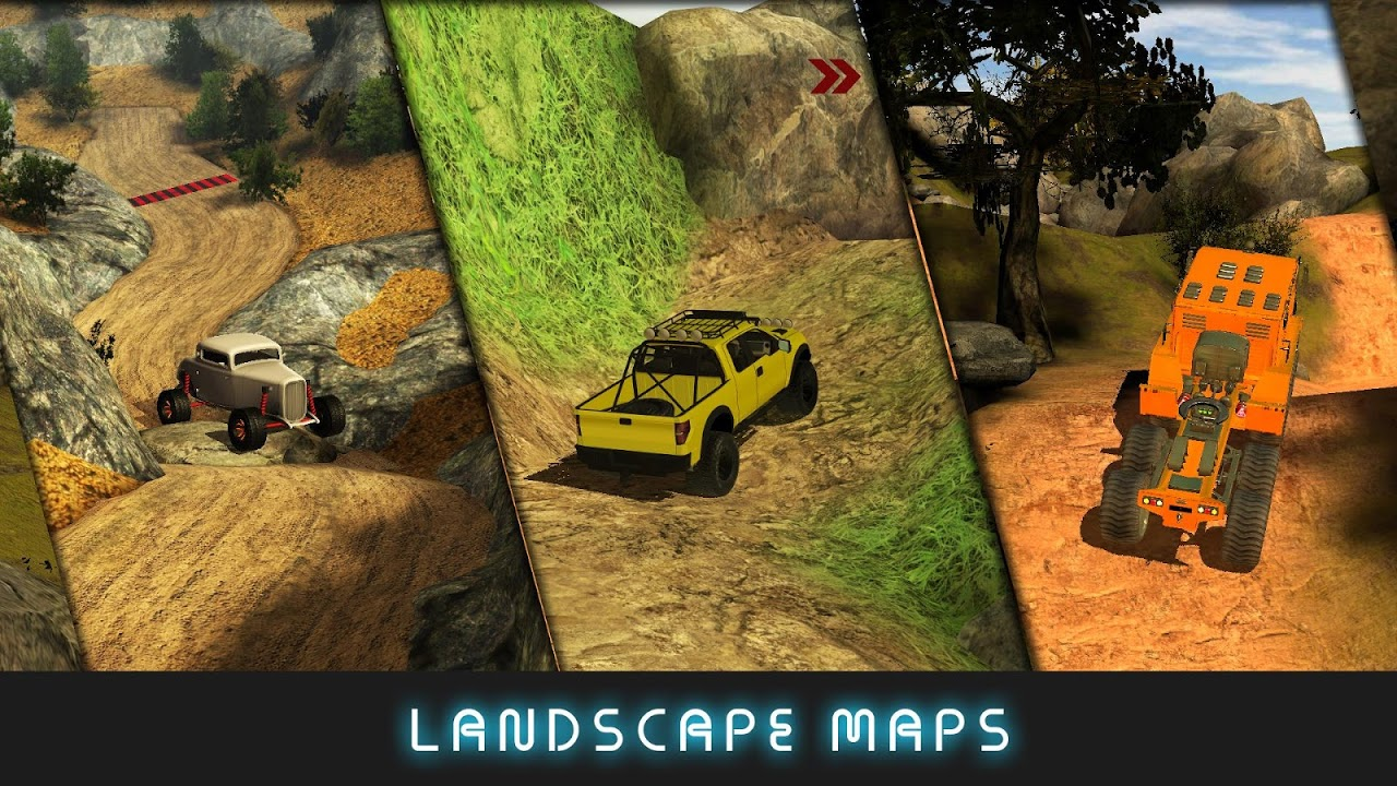 [PROJECT:OFFROAD] screenshot 2