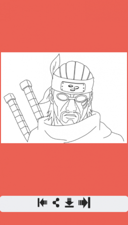 How To Draw All Naruto Characters 1 0 Download Apk For Android Aptoide