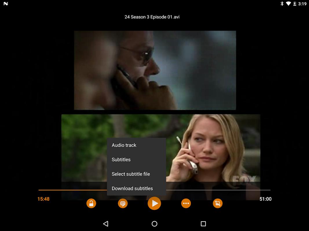 VLC for Android screenshot 14