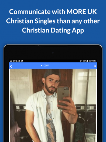Christian dating app uk