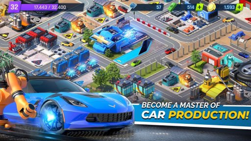 Overdrive City screenshot 1